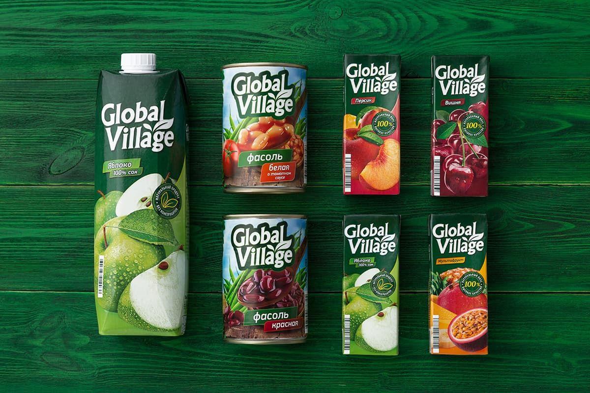 global village бренд генеральный директор