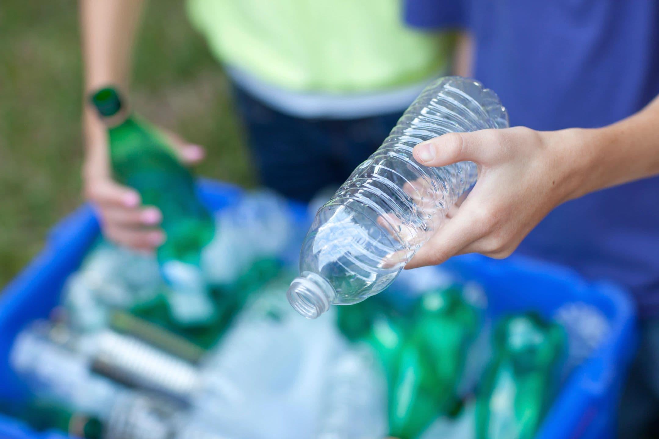 Переработка пластмассы. Пошаговый процесс