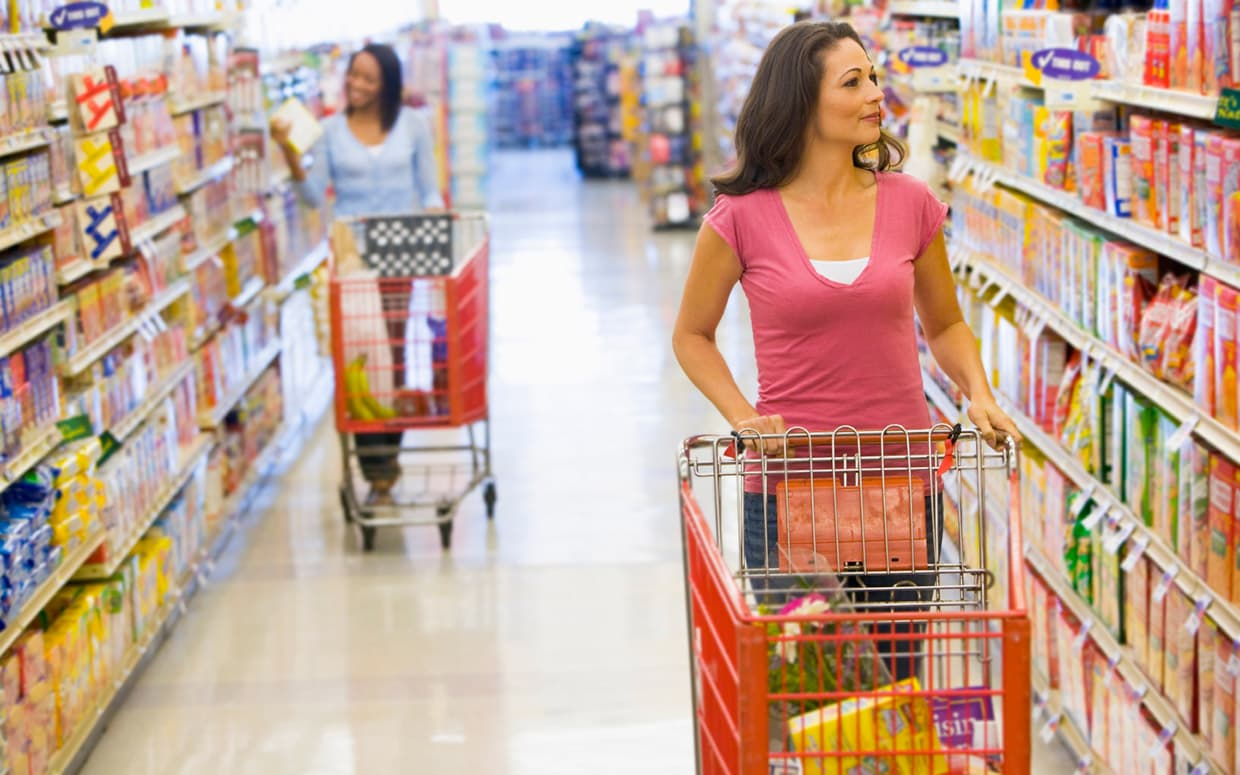 supermarket industry essay The british super markets a supermarket, a form of grocery store, is a self-service store offering a wide variety of food and household merchandise, organized into departments.