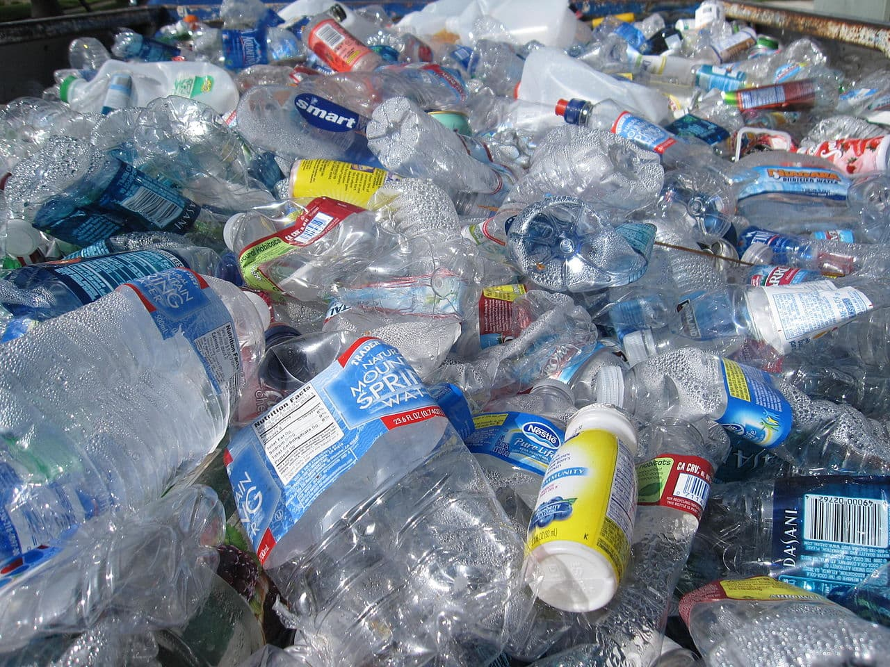 How to Identify Different Types of Plastic - CS Recycling Pictures of different types of plastics